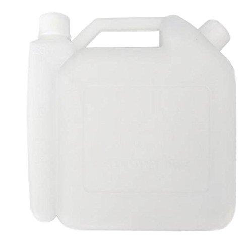 JRL 1L Portable 2-Stroke Fuel Petrol Oil Mixing Bottle 25:1/50:1 Chainsaw (Mixing 2 Stroke Oil)