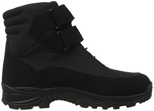 Aigle Mtd para Zapatillas Hombre Icen 001 Black Altas Negro aarvq