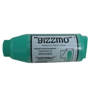 Gizzmo MKW-6551 Regular Skimmer Freeze Protection, 9-Inch