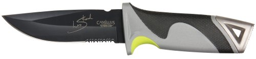 Camillus Les Stroud SK Mountain Ultimate Survival Knife, Grey, Outdoor Stuffs