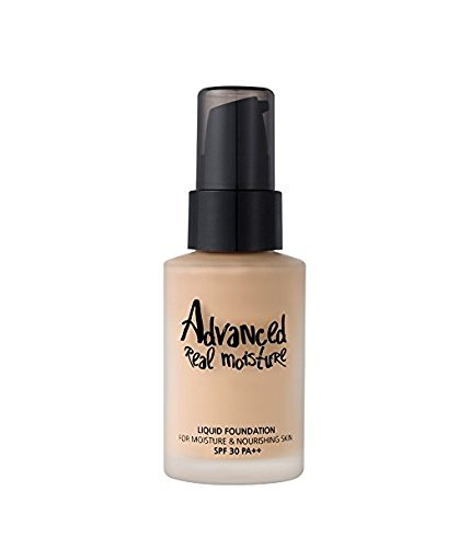 Touch In SOL Advanced Real Moisture Liquid Foundation - SPF30 PA++ - 30mL (#23 Natural - Sol De
