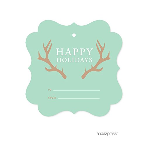 Stationery Gift Tags - 4