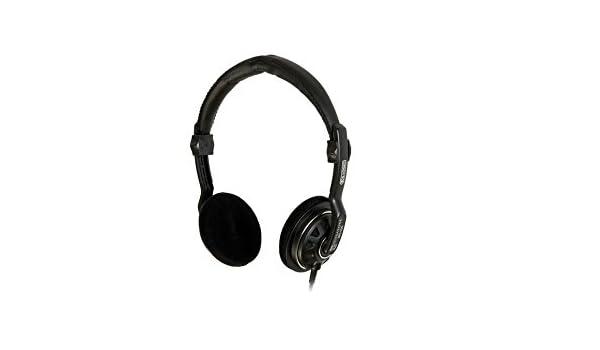 Ultrasone Hfi-15G S-Logic Surround Sound Auriculares Profesional - Negro: Amazon.es: Instrumentos musicales