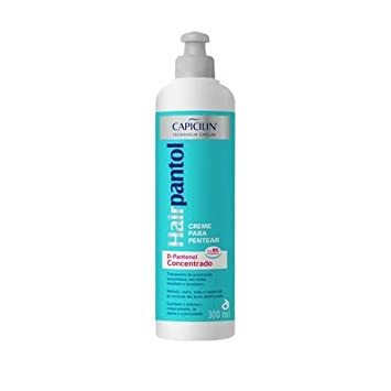Amazon.com: Linha Hair Pantol Capicilin - Creme Para Pentear 300 Ml ...