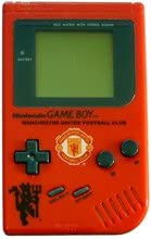Original Gameboy Manchester United Edition Amazon Co Uk Pc Video Games