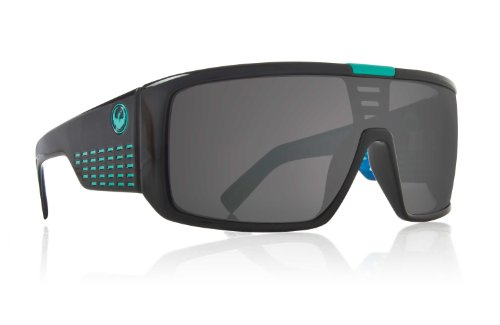 Dragon Alliance Domo Sunglasses, Green Nebula, - Dragon Domo Sunglasses
