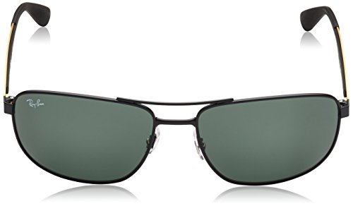 Black Matte RB3528 Ray Ban C61 wxFRqS0