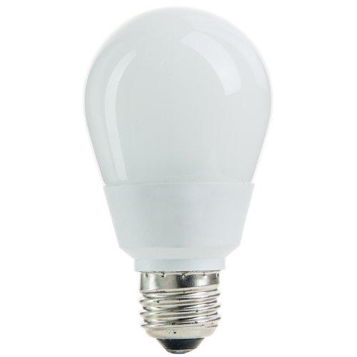 Sunlite SLB9/65K 9 Watt A Type SLB Energy Saving CFL Ligh...