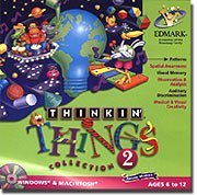 Edmark Thinkin' Things Collection 2 for WIN/MAC for Age - 6 - 12 (Catalog Category: Education / Children 9 and Under)