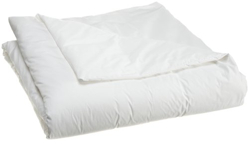 AllerSoft 100-Percent Cotton Bed Bug, Dust Mite & Allergy Control Duvet Protector, Queen