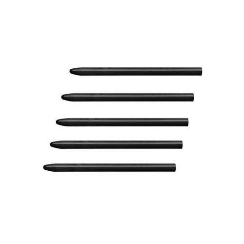 Wacom ペンタブレットオプション Bambooシリーズ用/芯5本セット(ブラック) ACK-20401K