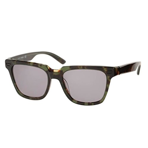 Diesel Sunglasses DL 0018 - 56N Havana and Green (Green Lens) - 53mm - Sunglass Diesel