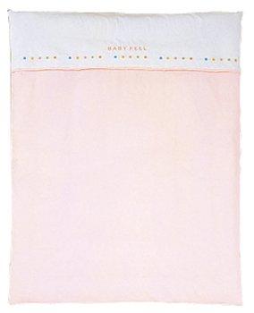 ベビーフィール カバーリング式7点組布団セット ウォッシャブル羽毛タイプ ピンク   B000NSMOHQ