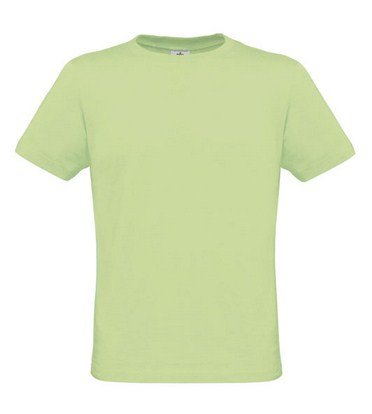 B&C Herren T-Shirt Men-Only Shirt S M L XL XXL viele Farben XXL,Green Moss