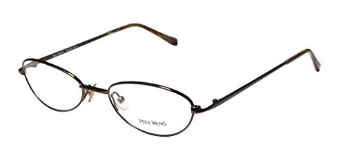 VERA WANG Eyeglasses V42 Chocolate