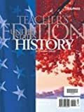 United States History Teacher's Edition, Timothy Keesee, Mark Sidwell, Pamela B. Greason, 1579246400