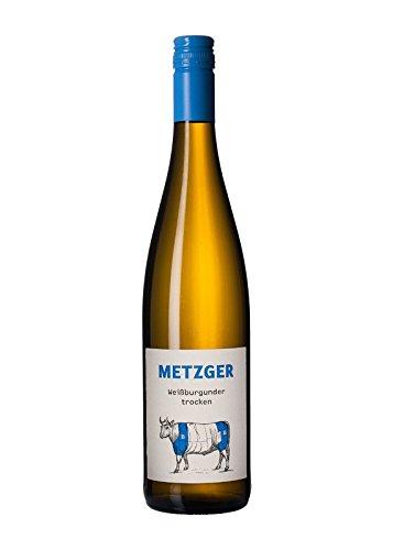 Metzger, Grünstadt - 2015, Weißburgunder