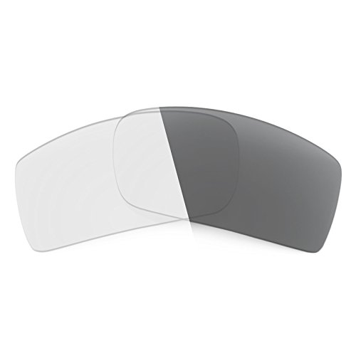 Revant Replacement Lenses for Smith Drake Elite Adapt Grey Photochromic (Spare Clear Lenses)