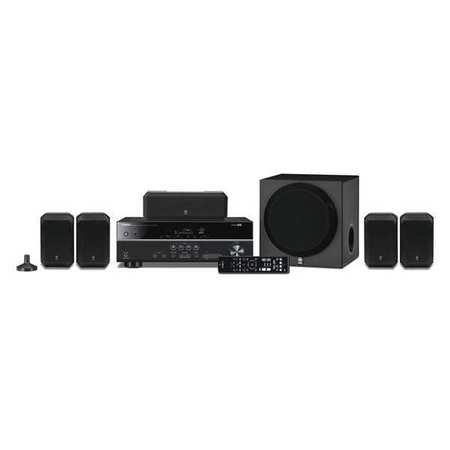 Yamaha 5.1-Channel 600 Watt Bluetooth 3D Surround Sound Home