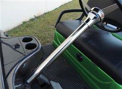 Yamaha G14 - G22 Golf Cart Stainless Steel Steering Column (Yamaha Steel Golf Cart)