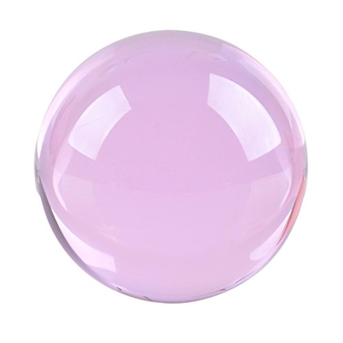 crystal ball pink - 2