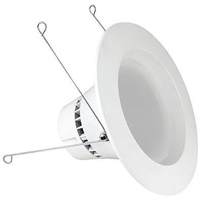"Feit LEDR4/830 50W Equivalent 4"" Retrofit Kit, Soft White"