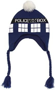 Blue One Size elope Doctor Who Tardis Laplander