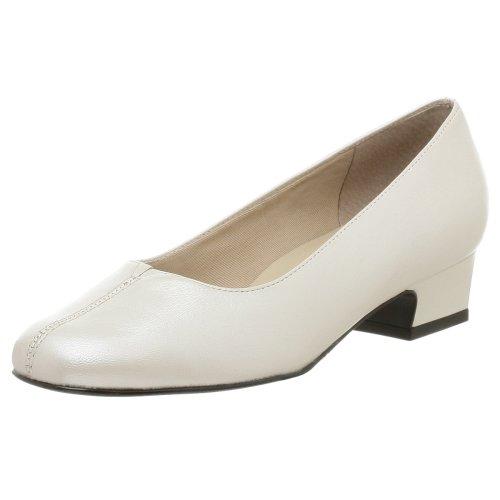 Mujer Doris Blanco para Bomba perla Trotters qCcfA4q