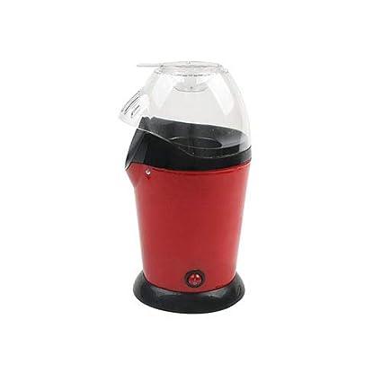 Máquina de palomitas de maíz eléctrica portátil automático Mini máquina de palomitas de maíz de aire
