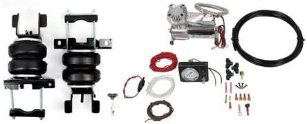 Touring Tech Towing Assist Air Bag Suspension Over Load w//Compressor Chevy GM 1500 Gauge 2007