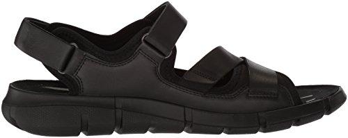 Ecco Mens Intrinsic 2 Sport Sandal Noir / Noir