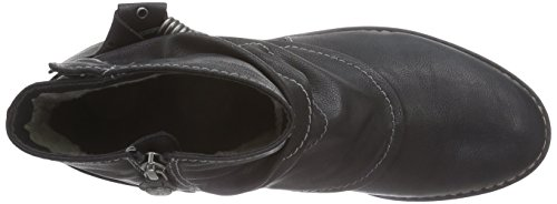 s.Oliver Women's 2531 Cold Lined Classic Boots Short Length Black - Schwarz (Black 001) P09R5hfRw