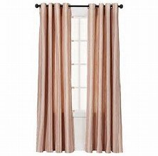 e stripe curtain panel (Strie Stripe)
