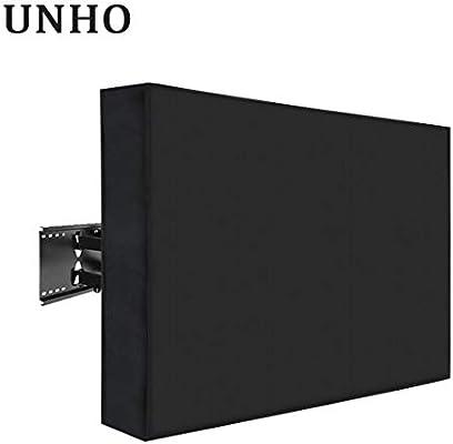UNHO Funda para TV Pantalla LED LCD de 30-32 Pulgadas Exterior ...