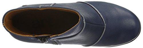 ART Damen Genova Kurzschaft Stiefel Blau (Blue)
