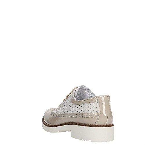 Scarpe Igi&Co Classic donna 57406 00 White Made in Italy POLVERE