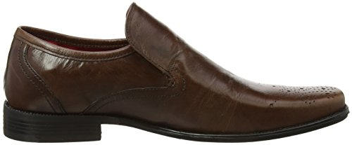 Ribble Brown Mocasines Marrón 0 Hombre Red para Tape 45wvqZ