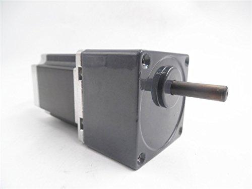 CNC Router Geared Stepper Motor Ratio 50:1 Gear Reducer Nema 34 340NM L98mm 6A 4 Wire