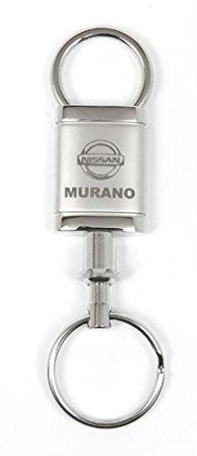 Nissan Murano Satin Chrome Valet (Murano Keychain)