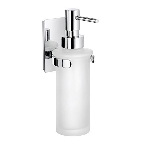 Smedbo SME ZK369 Soap Dispenser Wallmount, Polished Chrome,