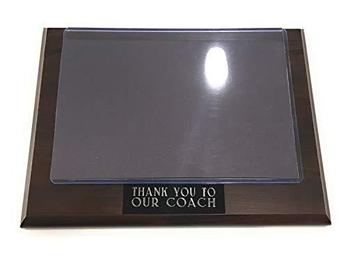 Coach Appreciation Plaque 9