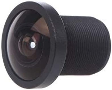 170 Degrees Wide Angle Lens Replacement For Sport Camera Hero 1 2 black CHUN-Accessory