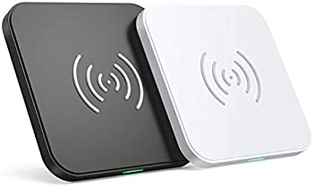 2-Pack Choetech 10W Max Qi-Certified Fast Wireless Charging Pad