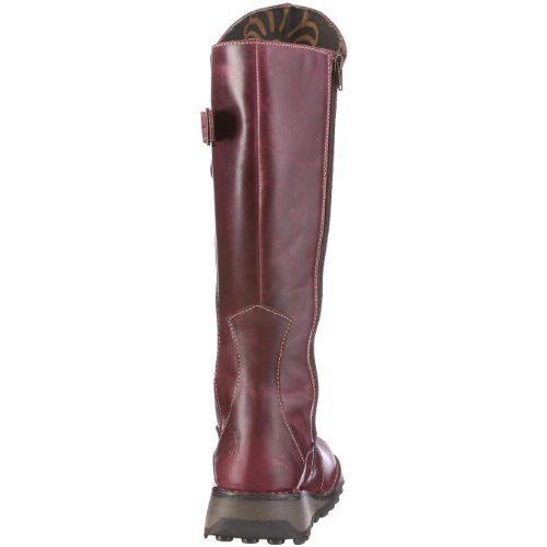 Fly Violet 2 Femme Purple London Bottes 009 Mol q7qxWrZAv