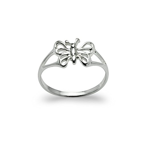 Butterfly Sterling Silver sizes Women product image
