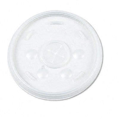 Dart Y12S Conex Translucent Plastic Cold Cups, 12oz 50 per B