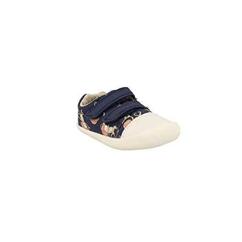 133 Clarks Scarpe Blue Pebble 598 26 Tiny 0n0Exq4wB