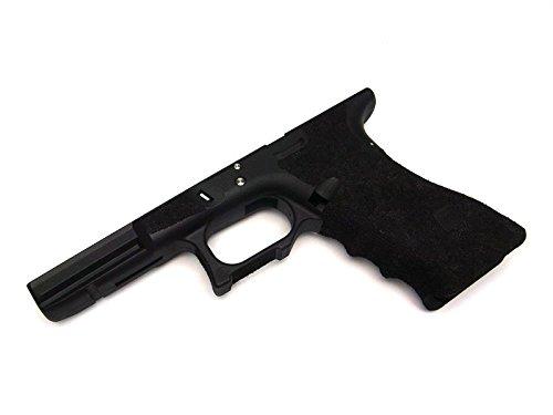 東京マルイ Glock17,18C用 サリエントアームズスタイル ステッピングフレーム フィンガーチャネル2個 B072HRWFPJ