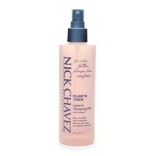 Thickening Mist (Nick Chavez Beverly Hills Plump N Thick Leave In Thickening Mist 8 fl oz (237 ml))