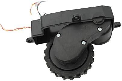 EPIEZA Rueda L Izquierda para Robot Aspirador CECOTEC Conga 3090: Amazon.es: Hogar